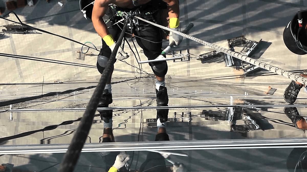 Технологии монтажа строительных конструкций