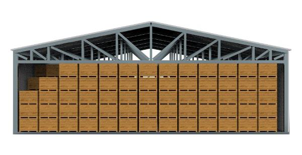 контейнерный тип хранения