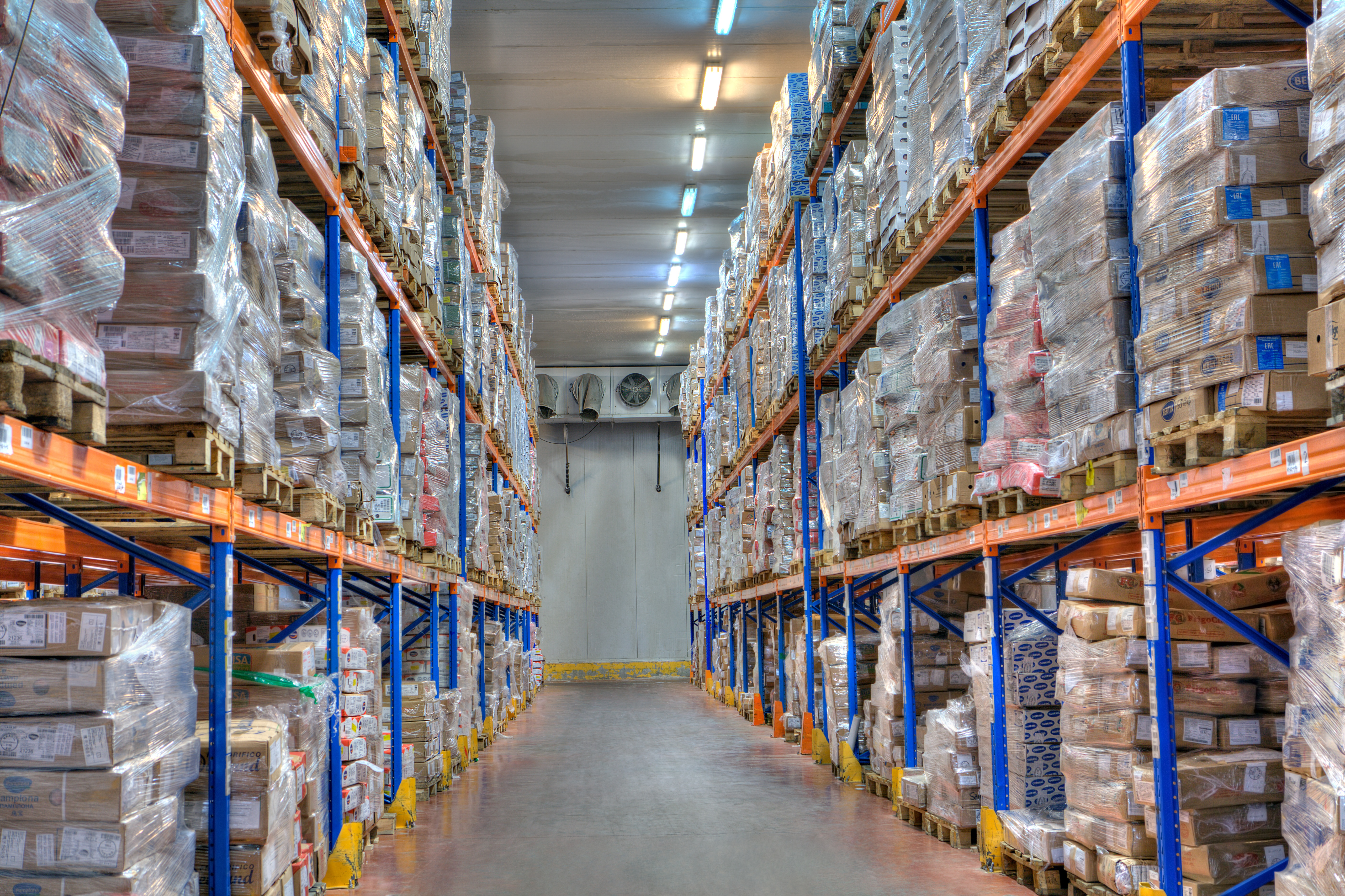 Temp-Controlled Warehouse