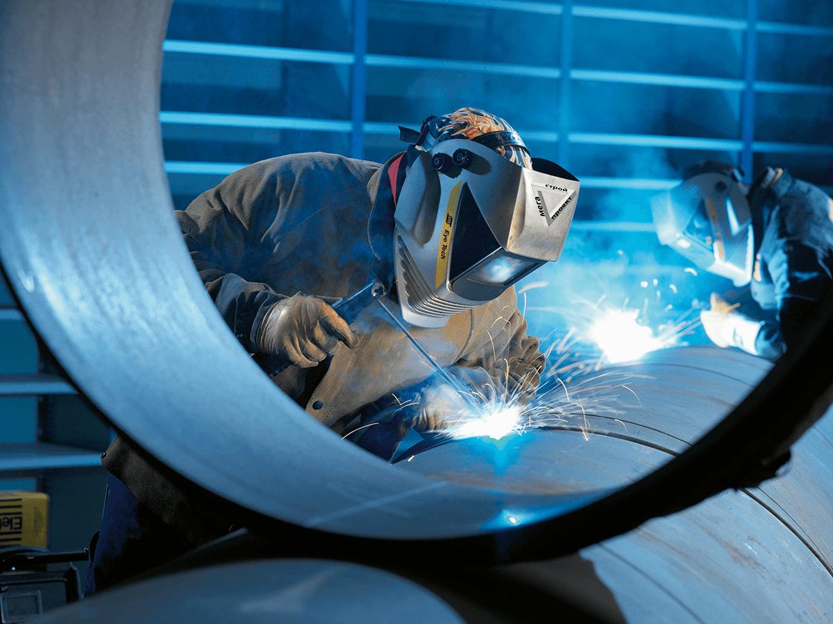 Требования к сварным швам металлоконструкций