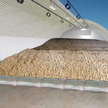картофелехранилище строительство