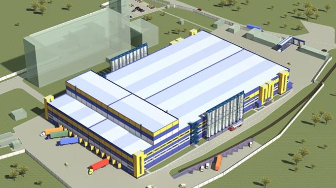 проектирование зданий из сэндвич панелей от МегаСтройПроект