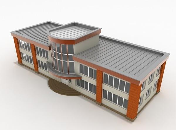 строительство адинистративных зданий