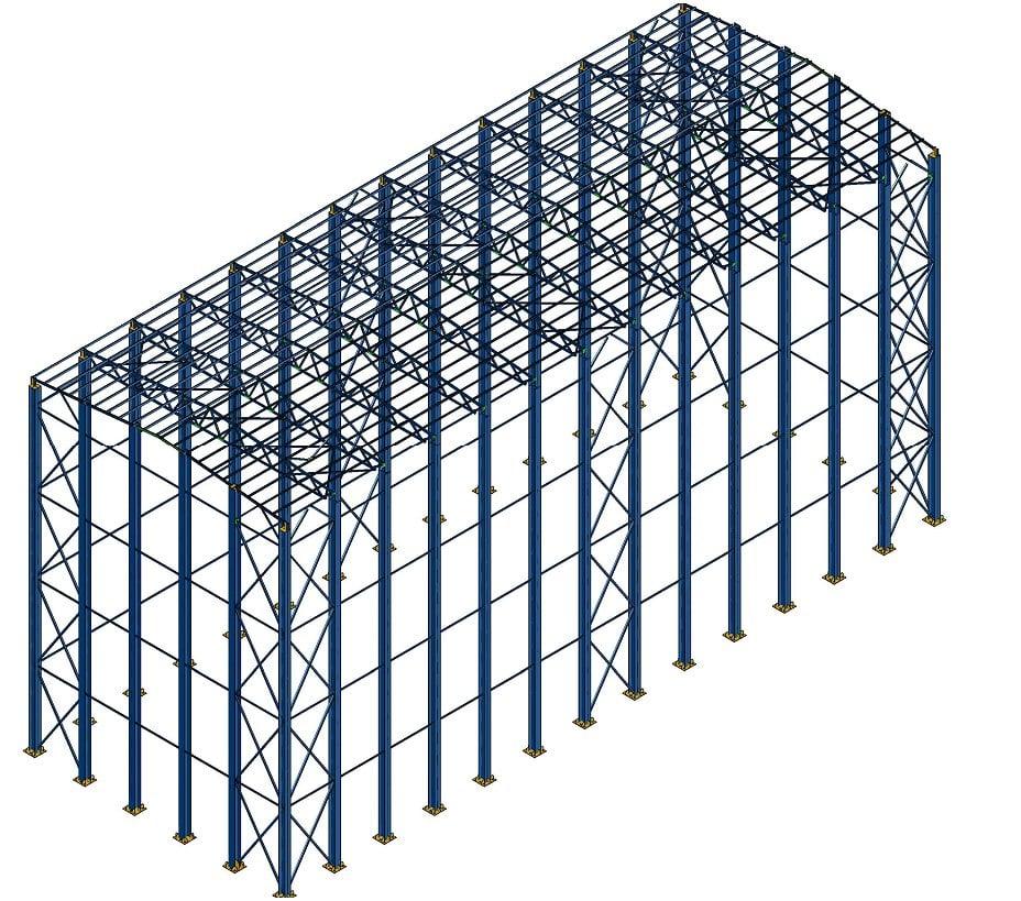 проектирование металоконструкций
