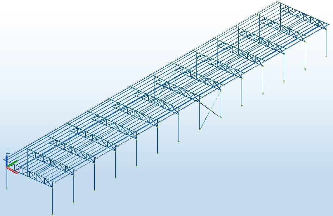 проектирование металлоконструкций,ангаров