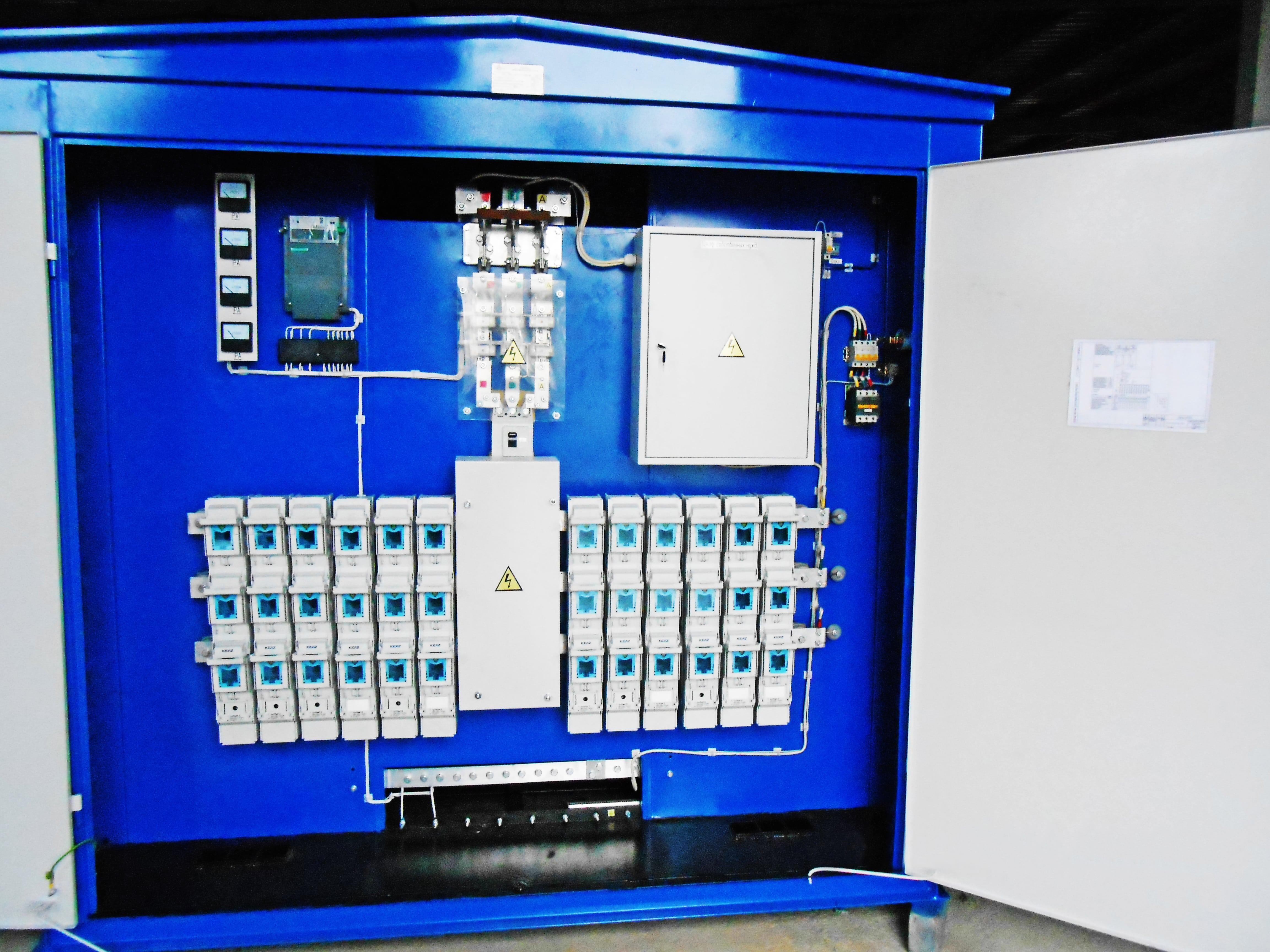 Комплектные трансформаторные подстанции КТП 2КТП